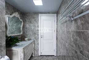 欧式 高层 设计 卫生间图片来自重庆兄弟装饰黄妃在金科廊桥水岸全案装饰装修设计的分享