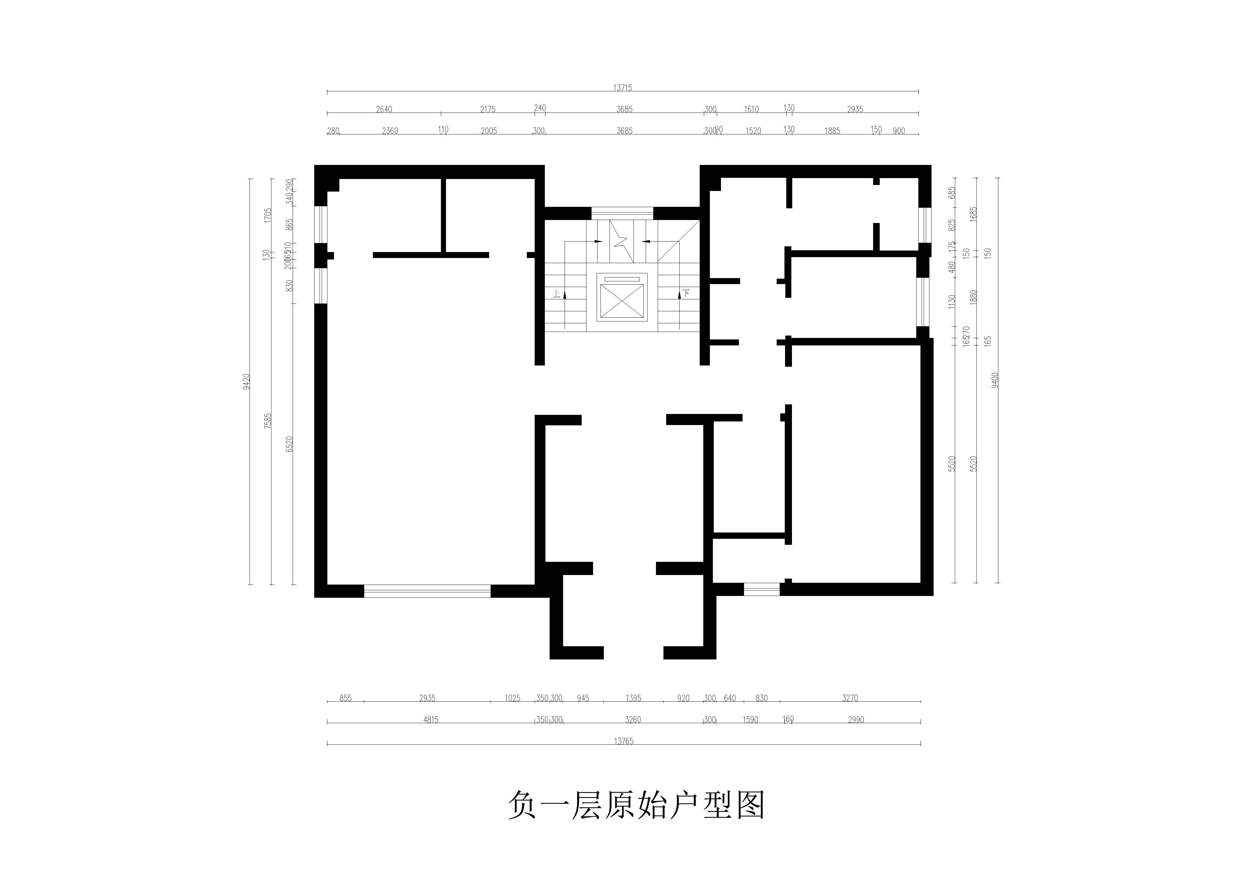 户型图图片来自业之峰装饰旗舰店在柔情宫廷的分享