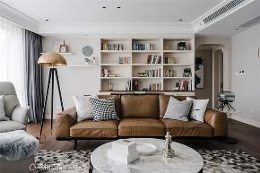 四居 美式 上海装修 设计师 上海映象 上海设计 幸福空间 客厅图片来自幸福空间在荏苒  美式随兴恬淡之家的分享