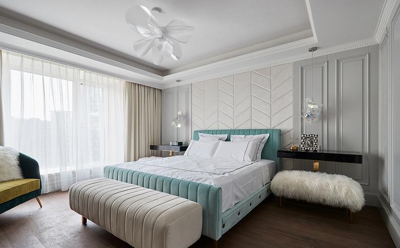 卧室图片来自家装大管家在净心看世界 168平法式浪漫3居的分享