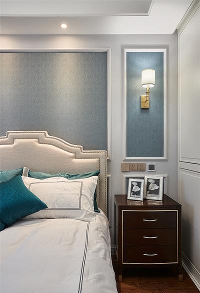 卧室图片来自家装大管家在春暖花开 112平美式温馨时尚3居的分享