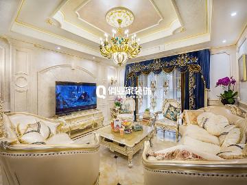 法蓝西庄邸别墅|法式风格装修