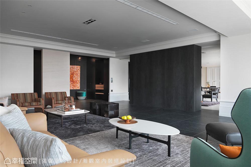 装修设计 装修完成 新古典 客厅图片来自幸福空间在360平, 摩羯座的轻古典暖心宅的分享