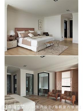 装修设计 装修完成 新古典 卧室图片来自幸福空间在360平, 摩羯座的轻古典暖心宅的分享