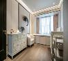 新天鹅堡私宅设计--绝美新中式