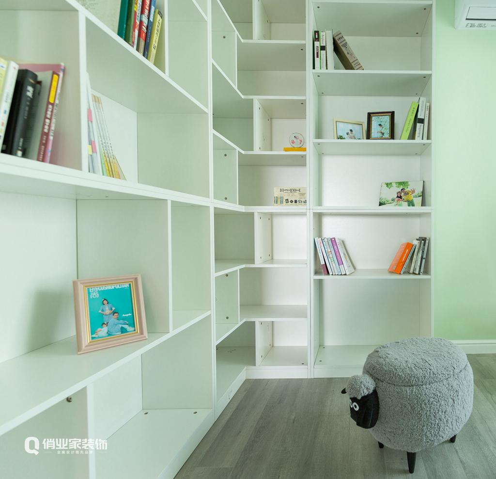 简美 装修 设计 书房图片来自俏业家装饰在天高鸿苑简美风格装修俏业家装饰的分享