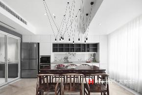 简约 现代 小资 餐厅图片来自禾景大陈设计在低调的轻奢感,最爱高级灰的分享