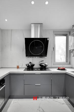 简约 现代 小资 厨房图片来自禾景大陈设计在低调的轻奢感,最爱高级灰的分享