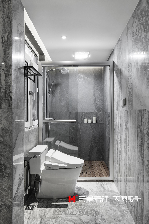 简约 现代 小资 卫生间图片来自禾景大陈设计在低调的轻奢感,最爱高级灰的分享