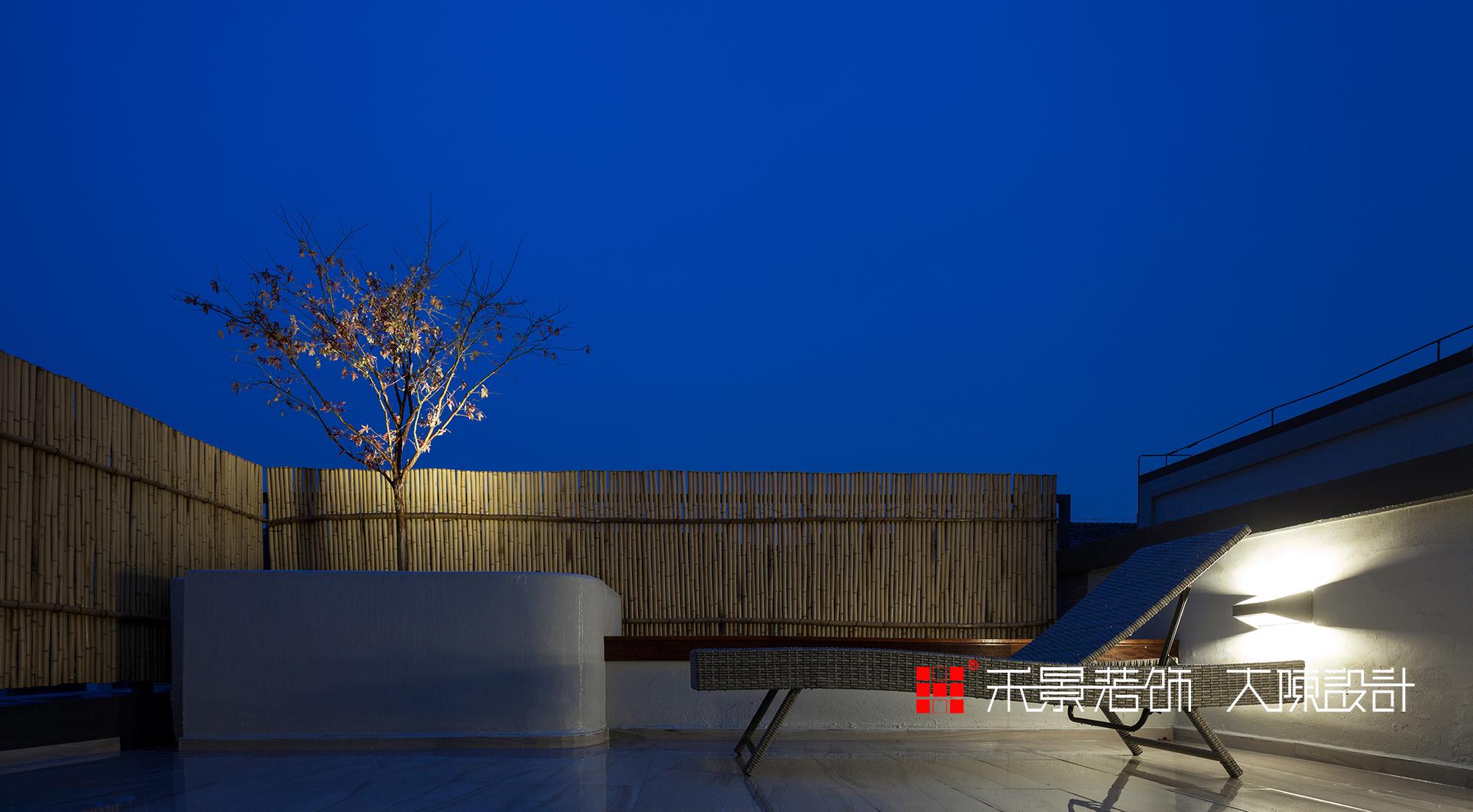 小资 二居 阳台图片来自禾景大陈设计在禾景作品丨灰色主调的优雅的分享