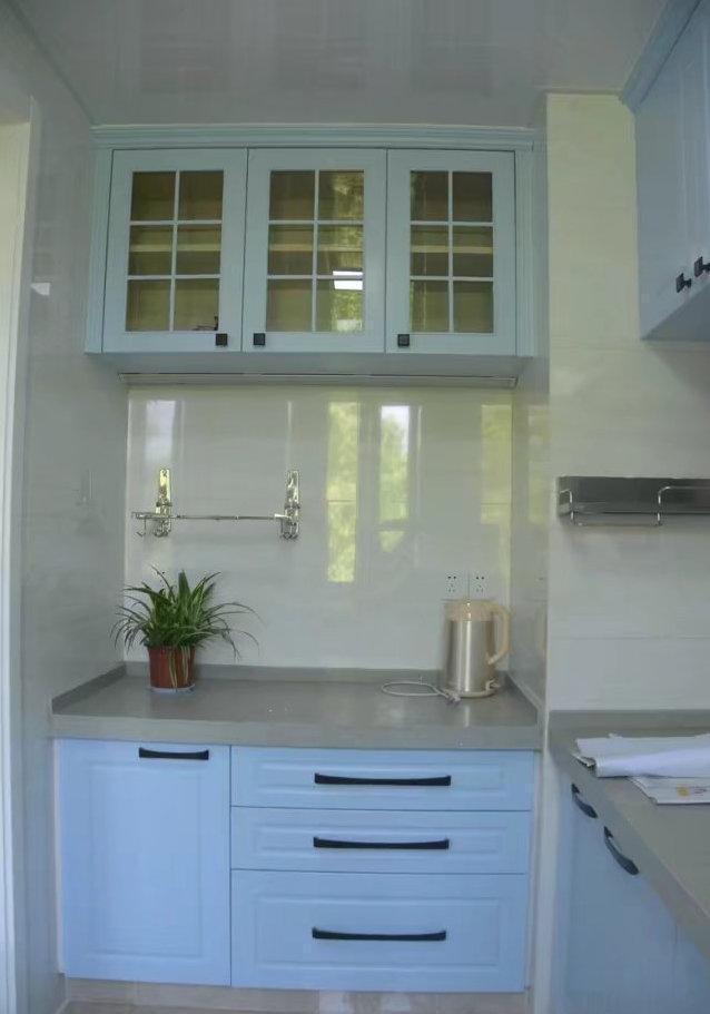 厨房 砖砌橱柜图片来自佳美居装修在佳美居装修的分享