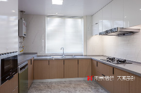 欧式 三居 白领 厨房图片来自禾景大陈设计在与爱人共度锦绣芳华的分享