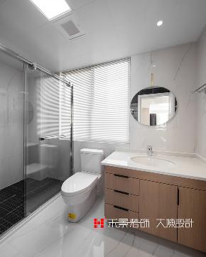 欧式 三居 白领 卫生间图片来自禾景大陈设计在与爱人共度锦绣芳华的分享