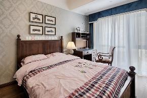 欧式 简约 洋房 客厅 小资 兄弟装饰 公园王府 卧室图片来自兄弟装饰-蒋林明在金科公园王府设计|洋房装修公司的分享