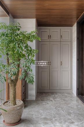 简欧 高层 设计 阳台图片来自重庆兄弟装饰黄妃在金科公园王府装修|简欧效果图的分享
