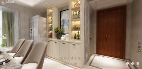 现代 奢华 装饰 装修 设计 旧房改造 小资 80后 餐厅图片来自深圳市言威装饰设计有限公司在【言威装饰作品】星河银湖谷的分享