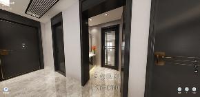 现代 装修 设计 装饰 小资 白领 客厅图片来自深圳市言威装饰设计有限公司在【言威装饰作品】壹城中心的分享