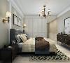 卧室整体沉稳的色调加上清新温馨的气息,可以尽情享受睡觉的时光,以充沛的精神去迎接新一天的挑战!