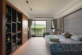 装修设计 装修完成 新古典 儿童房图片来自幸福空间在281平,轻奢感新古典别墅的分享