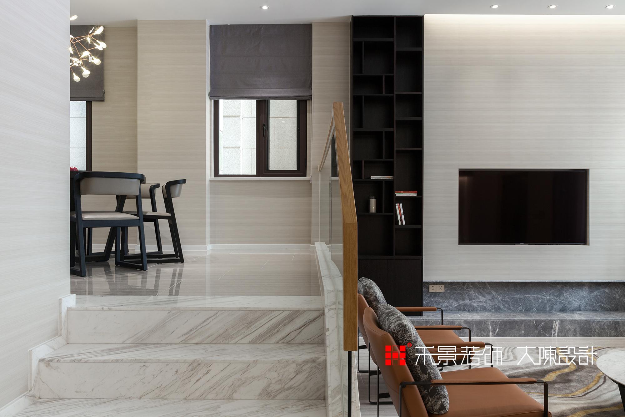 别墅 小资 餐厅图片来自禾景大陈设计在禾景作品丨适度设计,顺势而为的分享