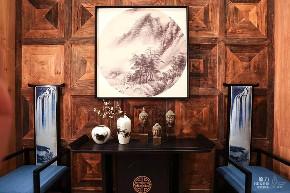 中式 兄弟装饰 客厅图片来自重庆兄弟装饰黄妃在新中式工装,兄弟装饰LD高端设计的分享