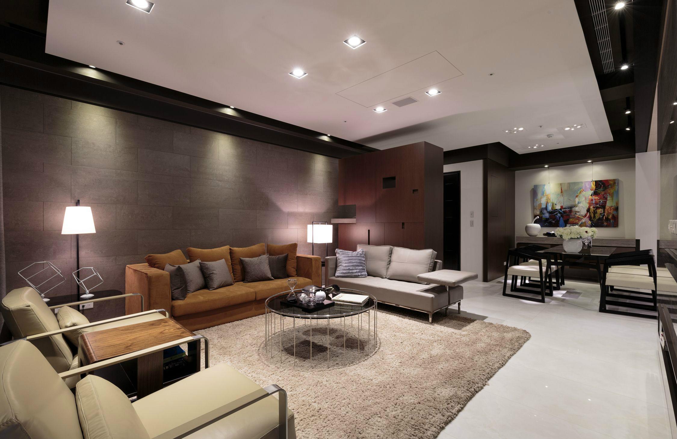 后现代 二居 收纳 旧房改造 80后 小资 客厅图片来自北京今朝装饰在敞开式风格舒适大方的分享