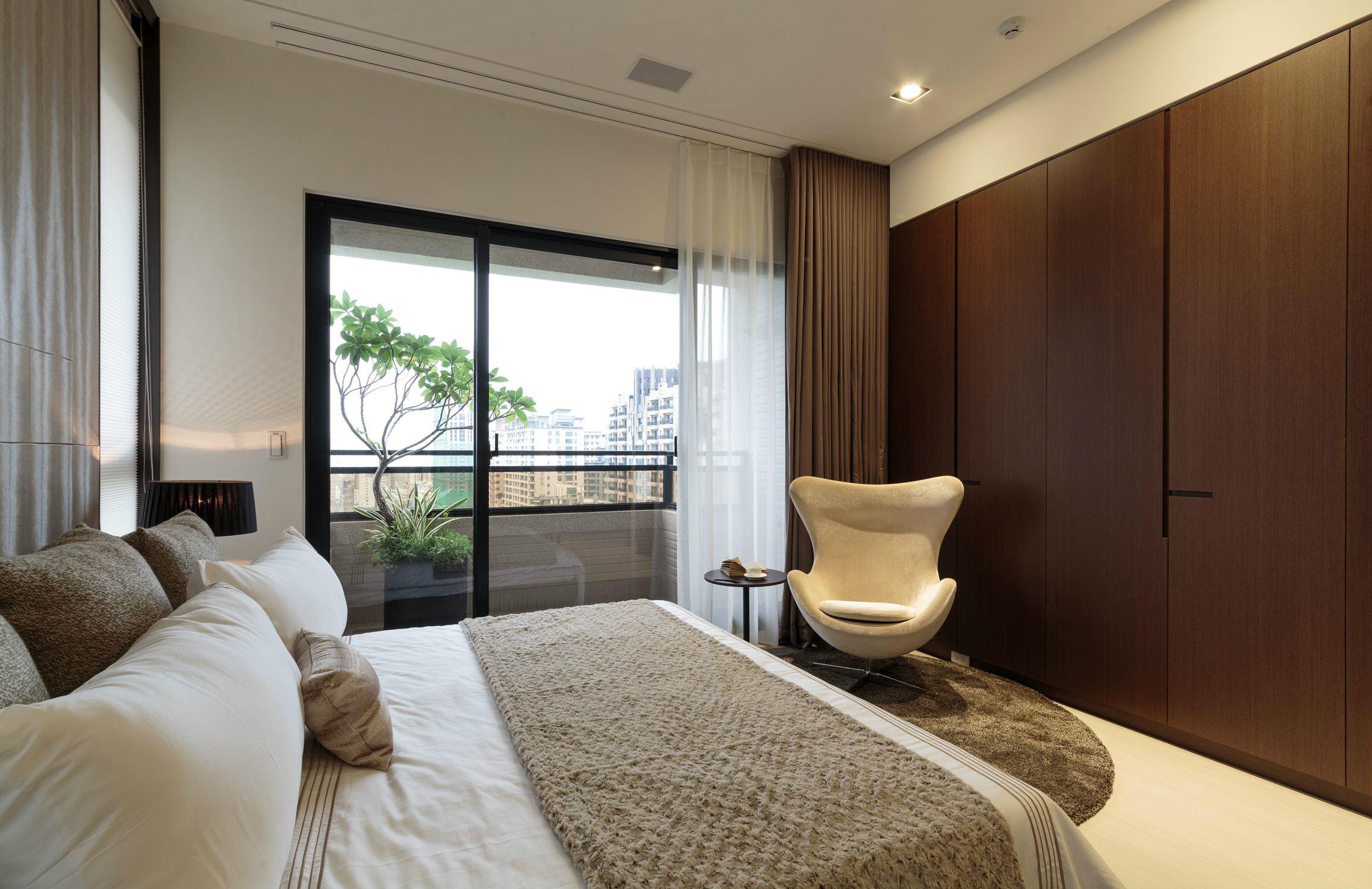 后现代 二居 收纳 旧房改造 80后 小资 卧室图片来自北京今朝装饰在敞开式风格舒适大方的分享