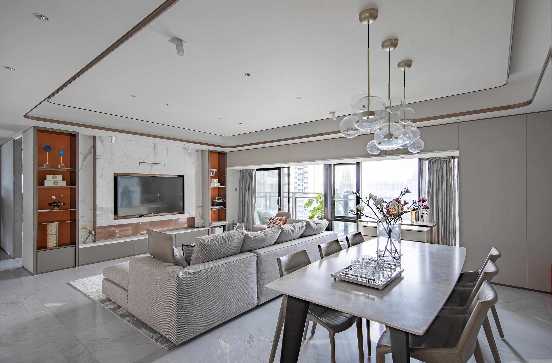 简约 别墅图片来自久度室内设计在久度设计|深圳香山美墅的分享