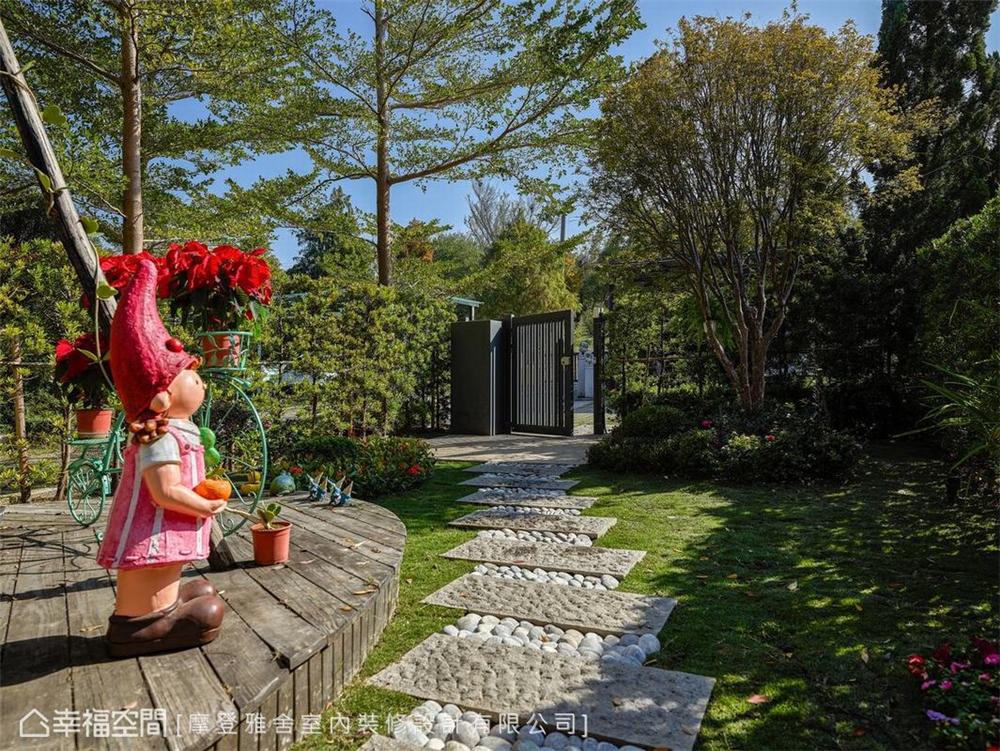 装修设计 装修完成 休闲多元异 阳台图片来自幸福空间在198平,绿意工业风,舒适美宅的分享