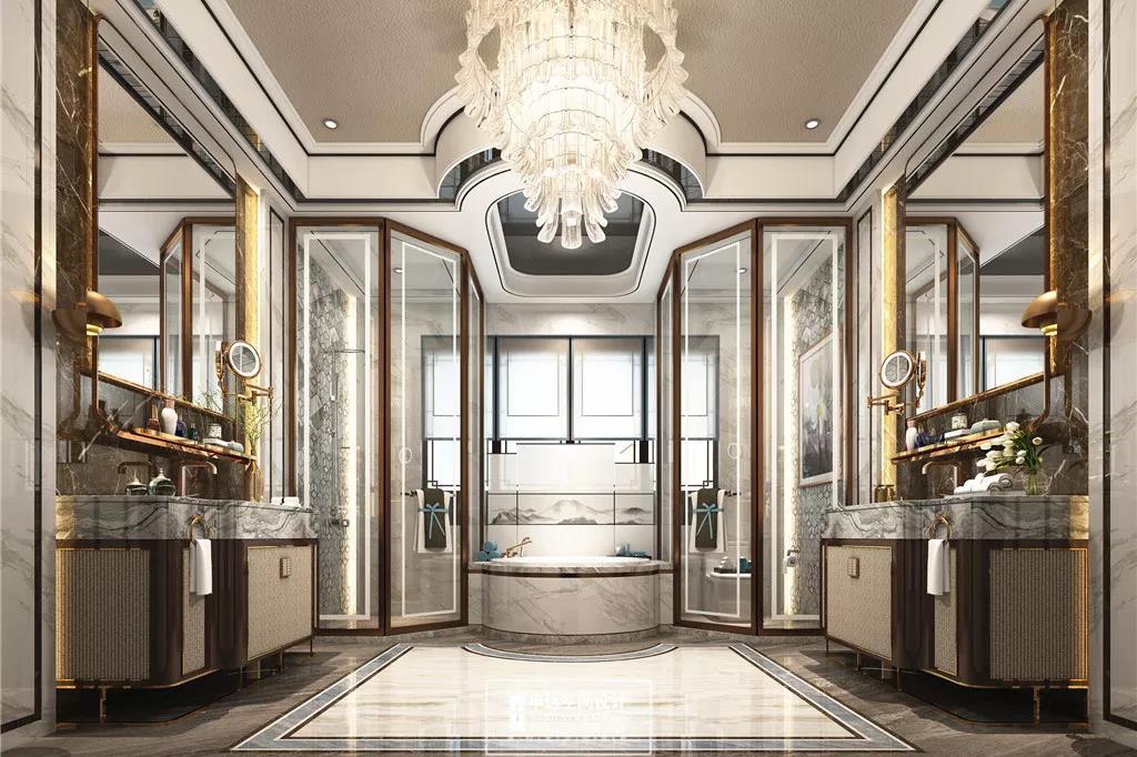 北京申远 申远 别墅装修 卫生间图片来自申远空间设计北京分公司在北京申远空间设计-大宅中式设计的分享
