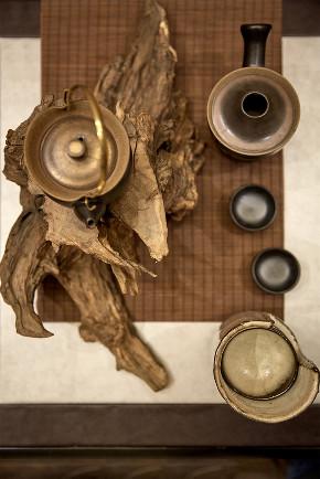 三居 旧房改造 小资 中式 老房 80后 其他图片来自北京今朝装饰在传统中式三居室的分享