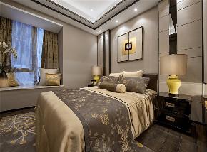 三居 旧房改造 小资 中式 老房 80后 卧室图片来自北京今朝装饰在传统中式三居室的分享