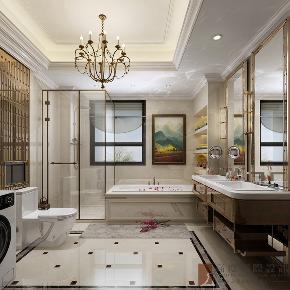 简约 欧式 二居 三居 别墅 小资 80后 卫生间图片来自luther520在新古典的分享
