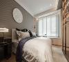 机能规划 完整的寝居空间下,在主卧附设的独立更衣室设立两扇门,未来可依照居住者的生活习惯重新定义空间,更贴近主人的生活。
