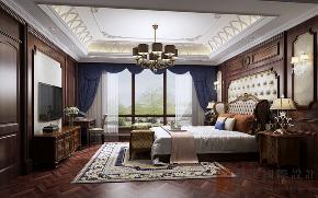 简约 欧式 二居 三居 别墅 小资 80后 卧室图片来自luther520在新古典的分享