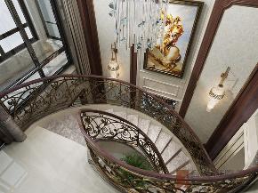 简约 欧式 二居 三居 别墅 小资 80后 楼梯图片来自luther520在新古典的分享