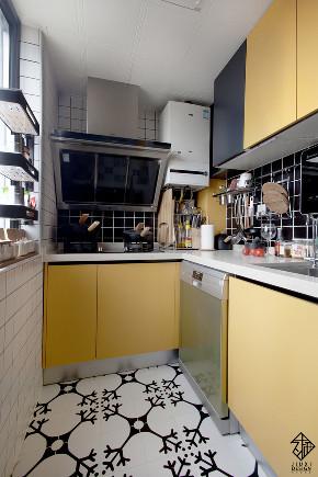 三居 混搭 收纳 旧房改造 久栖设计 室内设计 装修设计 色彩 软装 厨房图片来自久栖设计在【久栖设计】颜色采集站的分享