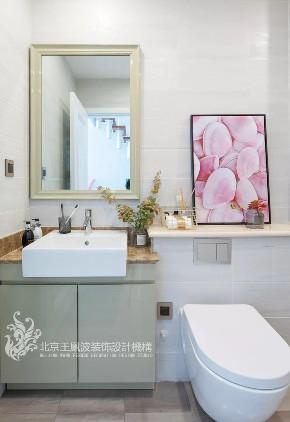 简约 卫生间图片来自王凤波设计机构在《甜美夏日》王凤波装饰的分享