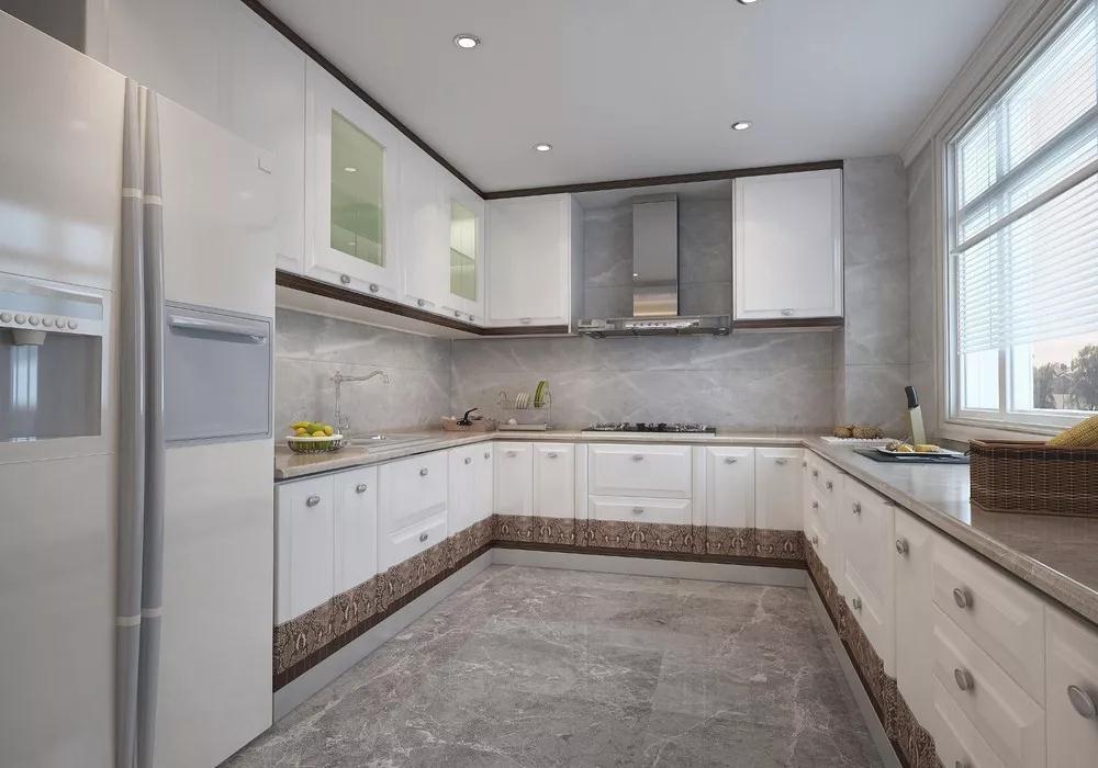 轻奢 厨房图片来自晋级装饰潘露在晋级装饰——中海龙湾450平米的分享