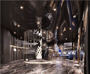 简约 现代 商业设计 展厅设计 白领 旧房改造 80后 小资 楼梯图片来自尼欧 | NEO设计在尼欧—《S.Landot》的分享