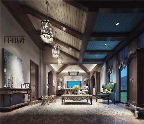 美式 别墅 收纳 旧房改造 尼欧设计师 福州设计师 卧室图片来自尼欧 | NEO设计在尼欧—《雅韵华章》的分享
