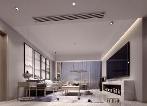 新中式 现代 尼欧设计 白领 收纳 旧房改造 小资 客厅图片来自尼欧 | NEO设计在尼欧——《宅》的分享