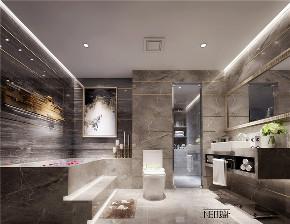 尼欧 福州设计师 别墅 简约 卫生间图片来自尼欧   NEO设计在尼欧——《彩云之南》的分享