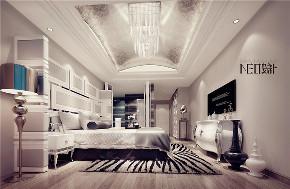 美式 收纳 旧房改造 80后 小资 福州设计师 尼欧设计师 卧室图片来自尼欧 | NEO设计在尼欧—《雅奢素影》的分享