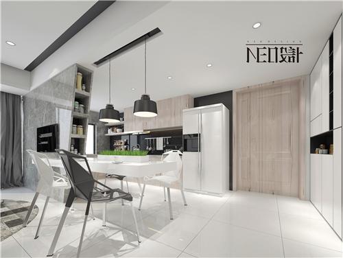 现代 三居 白领 收纳 旧房改造 80后 小资 餐厅图片来自尼欧 | NEO设计在尼欧—《灰姑娘》的分享