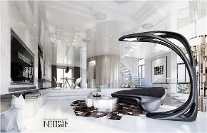 简约 现代 别墅 白领 收纳 旧房改造 小资 客厅图片来自尼欧 | NEO设计在尼欧—《K先生的家》的分享