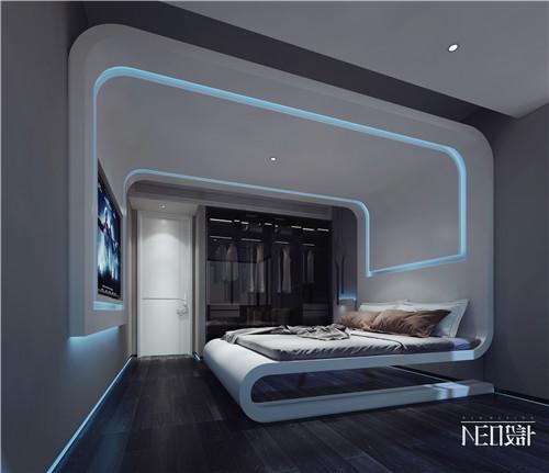 简约 别墅 白领 收纳 旧房改造 小资 卧室图片来自尼欧   NEO设计在尼欧作品《自在与灵动》的分享