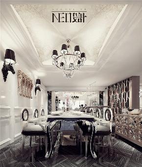 美式 收纳 旧房改造 80后 小资 福州设计师 尼欧设计师 餐厅图片来自尼欧 | NEO设计在尼欧—《雅奢素影》的分享