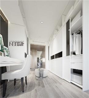 现代 三居 白领 收纳 旧房改造 80后 小资 书房图片来自尼欧 | NEO设计在尼欧—《灰姑娘》的分享