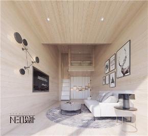 简约 别墅 白领 收纳 旧房改造 小资 儿童房图片来自尼欧 | NEO设计在尼欧作品《自在与灵动》的分享